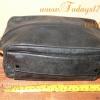 กระเป๋าหนังแท้ใส่อุปกรณ์/เครื่องสำอาง longchamp
