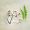 พิมพ์ตัด ดอนมารี (Dendrobium Dawn Maree cutter)