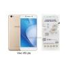 P-one ฟิล์มกระจกเต็มจอ Vivo V5 Lite สีขาว