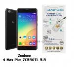 P-one ฟิล์มกระจก Zenfone 4 Max Plus (ZC550TL)
