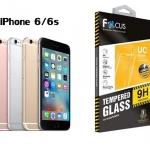 Focus ฟิล์มกระจก iPhone 6/6s