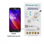 "P-one ฟิล์มกระจก ASUS ZenFone2 ZE551ML จอ 5.5 """