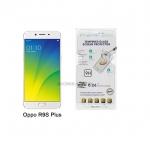 P-one ฟิล์มกระจกเต็มจอ Oppo R9S Plus สีขาว