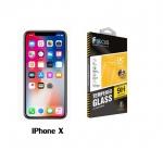 Focus ฟิล์มกระจกนิรภัย iPhone X