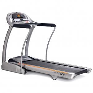ลู่วิ่งไฟฟ้า : Horizon T4000 - 2.25 HP