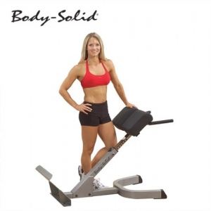 ซิทอัพ : Body Solid Hyperextension GHY345