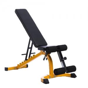 เก้าอี้เล่นดัมเบล : SK Fitness ZA-2000FID