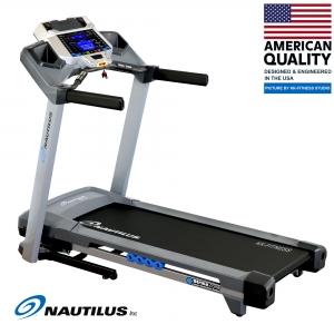 ลู่วิ่งไฟฟ้า : Nautilus T624 - 2.75 HP