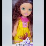 ตุ๊กตาเจ้าหญิง ผมสีน้ำตาล