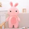 หมอนผ้าห่ม กระต่าย ตัวใหญ่ สีชมพู
