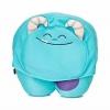 หมอนรองคอมีหมวก ซัลลี่ สีฟ้า ยิ้มหวาน