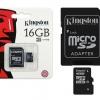 เมมโมรี่การ์ด Kingston 16 GB Class 10