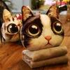 หมอนอิงตุ๊กตา น้องแมว