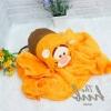 หมอนผ้าห่มแยกชิ้น ทิกเกอร์ เป็นถุงผ้า รุ่นซูมๆ Tsum Tsum