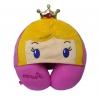 หมอนรองคอมีหมวก ลายเจ้าหญิงออโรร่า สีชมพู