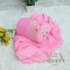หมอนผ้าห่มแยกชิ้น พิกเล็ต เป็นถุงผ้า รุ่นซูมๆ Tsum Tsum