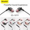 Awei ES-10TY Powerful Sound Experience หูฟังสมอร์ททอล