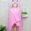 หมวกผ้าห่ม แองเจิ้ล สีชมพู