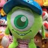 หมอนผ้าห่มแยกชิ้น ไมค์ ตัวใหญ่ สีเขียว