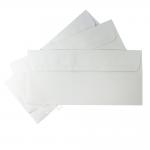 ซองผ้าป่า กฐิน ซองขาว ฝาขนาน 4.25x9 นิ้ว 500 ซอง
