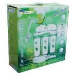 เครื่องกรองน้ำ 5 ขั้นตอน Uni Pure green