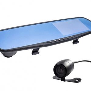 กล้องติดรถยนต์หน้า-หลัง Vehicle Blackbox DVR Full HD 1080P