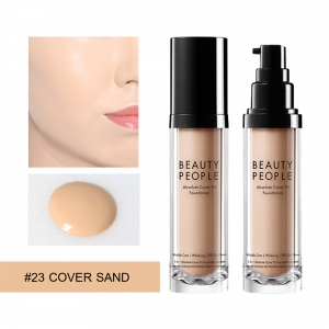 Absolute Cover Fit Foundation #23 COVER SAND