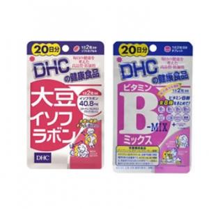 เซททดลอง20วัน สิวสลายตระกูลสิว DHC ไดซึ daisu+DHC วิตามินบี vitamin B mixed