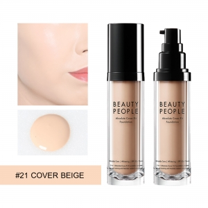 Absolute Cover Fit Foundation #21 COVER BEIGE