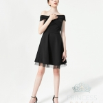 A006 Daenerys Black Princess Dress