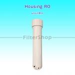 กระบอกกรองน้ำ Housing Membrane 12 นิ้ว ขาว