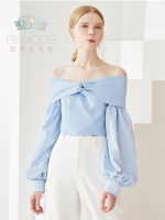 B002 Blue Ivy Princess Dress