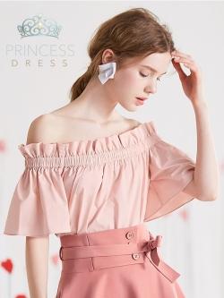 B006 Rosemary Princess Dress