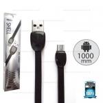 สายชาร์จ Micro USB รุ่น RC-040M (สีดำ) - Remax