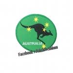ออสเตรเลีย จิ้งโจ้ - ตัวรีด (Size M)