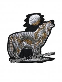 หมาป่า - ตัวรีด (Size M)
