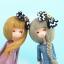 ตุ๊กตาเรซิ่นห้อยขาแนววินเทจทาสน้องหมาน่ารัก (ตัวละ 290/1 ตัว ) thumbnail 17