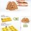 Pavoni Mould พิมพ์ไอศกรีมแท่ง ไอศกรีมแซนวิช ถาด ไม้ไอติม [แล้วแต่แบบ กรุณาดูแคตตาล็อก] thumbnail 15