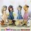ตุ๊กตาเรซิ่นห้อยขาแนววินเทจทาสน้องหมาน่ารัก (ตัวละ 290/1 ตัว ) thumbnail 5