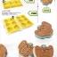 Pavoni Mould พิมพ์ไอศกรีมแท่ง ไอศกรีมแซนวิช ถาด ไม้ไอติม [แล้วแต่แบบ กรุณาดูแคตตาล็อก] thumbnail 16