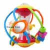 Huile Toys Healthy Ball บอลเขย่าเสริมพัฒนาการ ลูกบอลฝึกทักษะ สำหรับเด็ก