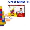 """ชุดถ้วยจัดเรียง """"ON-U-MIND"""" (Education Toys) GT-1177"""