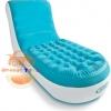 Intex เก้าอี้เป่าลมสแปล๊ชเล้าน์จ (ฟรี Intex เครื่องเป่าลม) intex 68880NP/EP