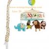โมบายเสียงเพลง SKK Baby รุ่น Alphabet Zoo