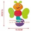 Huile Toys ของเล่นเด็กอ่อน เขย่ามือผีเสื้อแสนสวย HU939-9