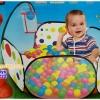 (บ้านบอลเด็ก) บ่อบอล สำหรับเด็ก พร้อมลูกบอลในกล่อง 70 ลูก
