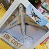 ชุด โมเดล เครื่องบิน เหล็ก DIE CAST AIR BUS A380 ขนาดประมาณ 18 เซนติเมตร มีไฟ มีเสียง ลานวิ่ง**คละสายการบิน**