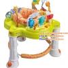 (สีเขียว )Happy Jungle Walker เก้าอี้หมุน 360 องศา เก้าอี้เด็กนั่ง + หัดเดิน สินค้าจาก konig kids สำเนา