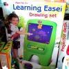 kids Learning easel drawing set กระดานวาดรูป