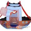 (บ้านบอลเด็ก) เต้นท์เรือโจรสลัด แสนสนุก พร้อมลูกบอลในกล่อง 24 ลูก